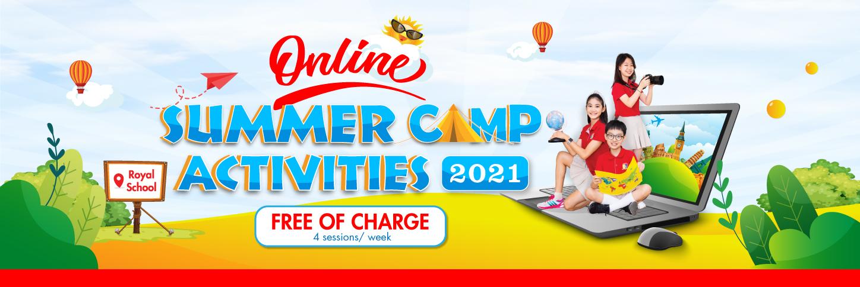 2021 ROYAL SCHOOL_ONLINE SUMMER CAMP ACTIVITIES 2021